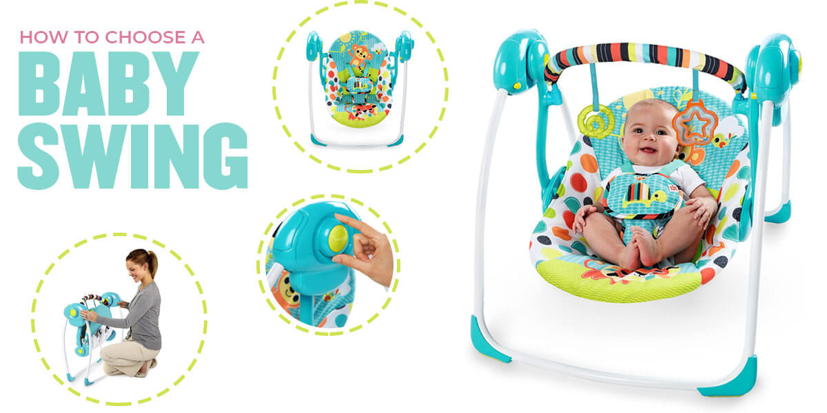 How to Choose the Best Baby Swing in the UK