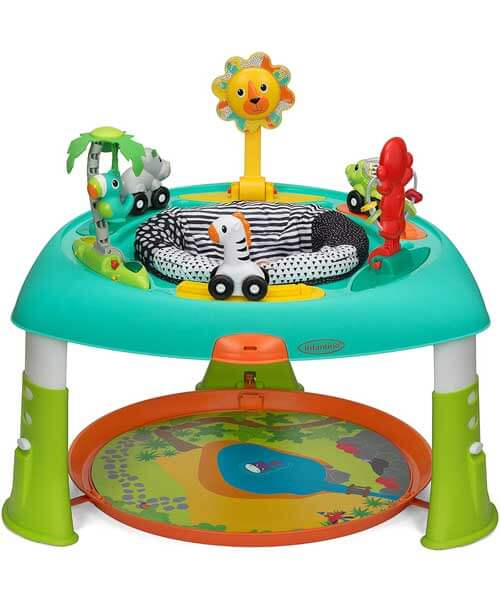 Infantino 2-in-1 Baby Activity Centre and Table