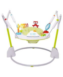 Skip Hop Jumpscape Fold-Away Best Baby Jumper