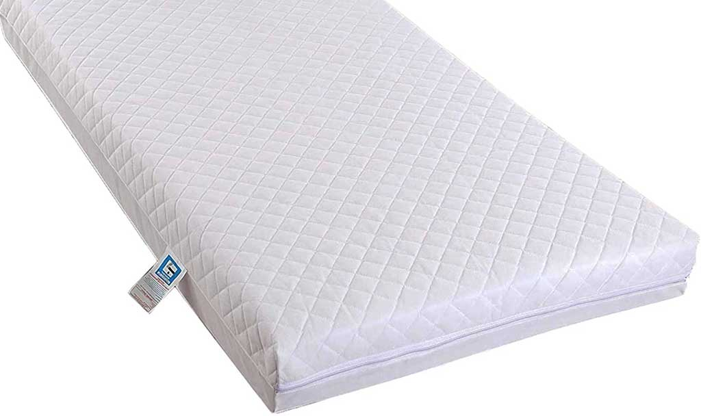 AirComfort Eco Breathable Baby Cot Bed Mattress