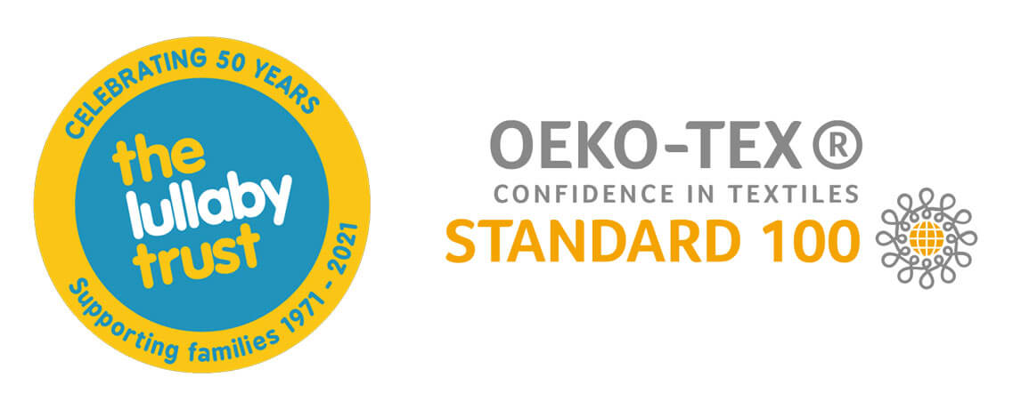 Baby Hammock Approved by Lullaby Trust and Oeko Tex