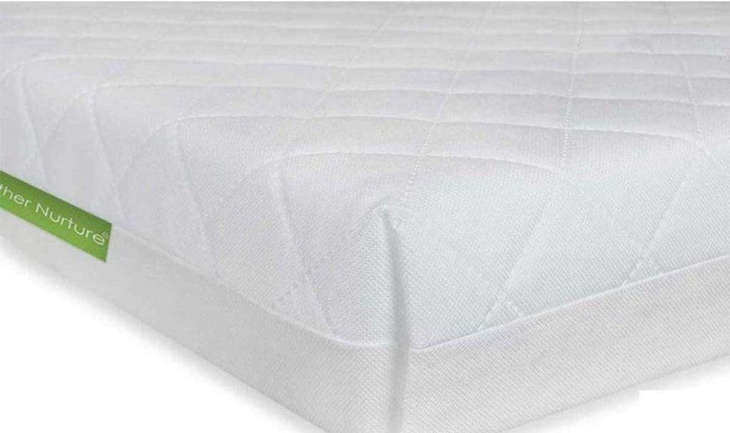 MOTHER NURTURE Classic Travel Cot Mattress