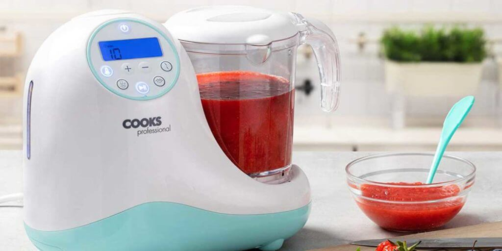 Cooks Professional Deluxe Baby Food Steamer