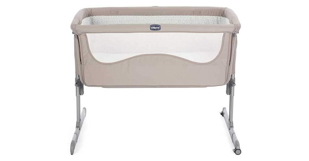 Chicco Next2Me Side Sleeping Best Bedside Crib