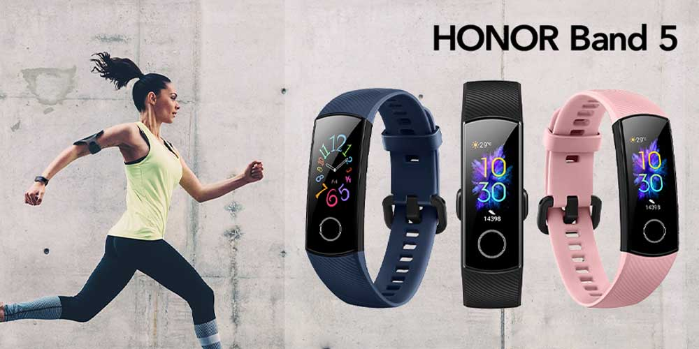 HONOR Band 5 Fitness Tracker for Kids