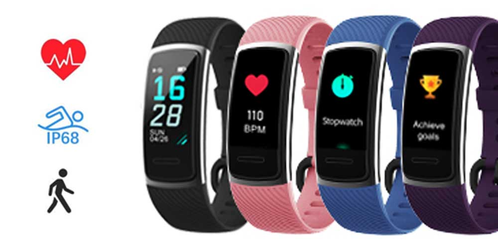 LIFEBEE High-End Fitness Tracker for Kids