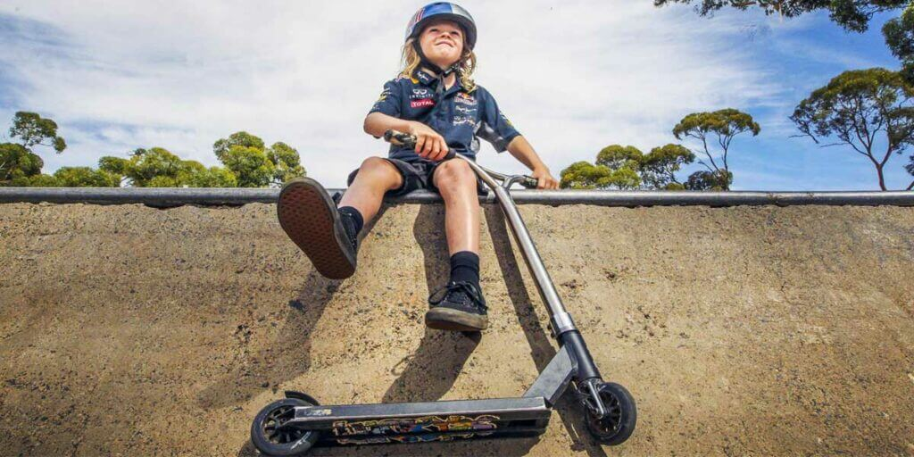 Best Stunt Scooter for 5,6 & 7 year olds in UK
