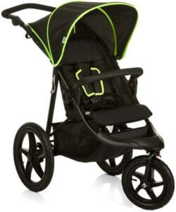 Hauck Runner Jogger Style 3-Wheeler Pushchair for 4 year old