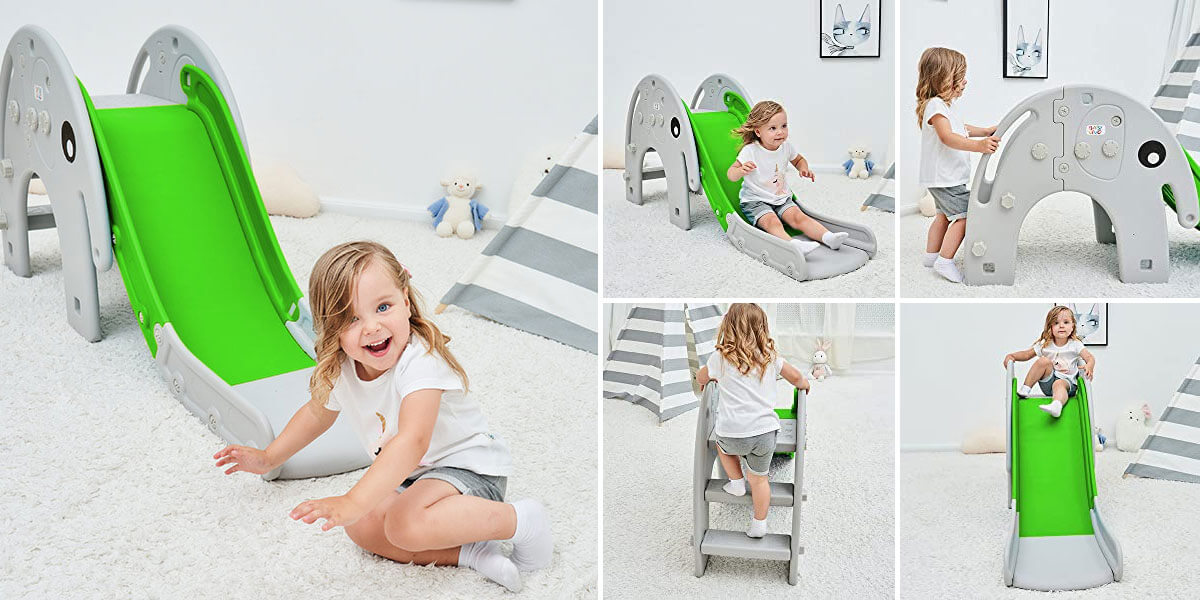 How to Choose the Best Indoor Slide for Toddlers