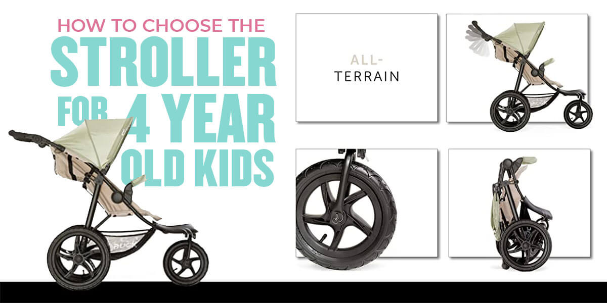 How to Choose the Best Stroller for 4-year-olds in UK