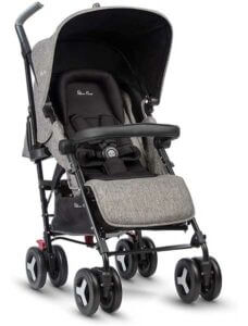 Silver Cross Reflex Compact Stroller for Travel