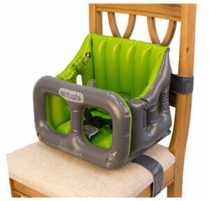 Airtushi - The Fully Collapsible High Chair