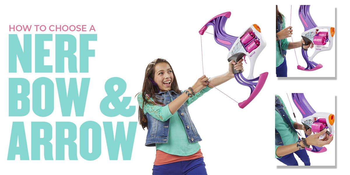 How to Choose the Best Nerf Bow and Arrow in UK