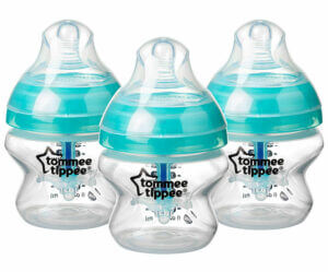 Tommee Tippee Advanced Anti-Colic Baby Bottles 150 ml