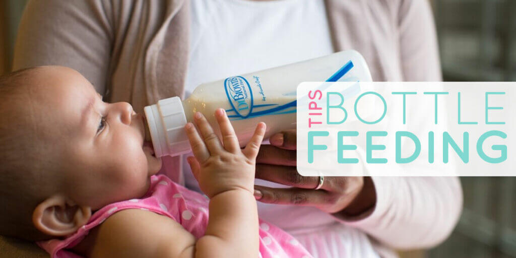 Baby Refusing Bottle Tips to Bottle Feed a Breastfed Baby