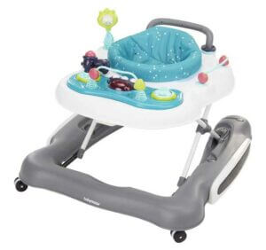 Babymoov 5-in-1 Baby Walker and Rocker