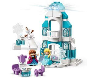 LEGO 10899 DUPLO Disney Frozen Ice Castle