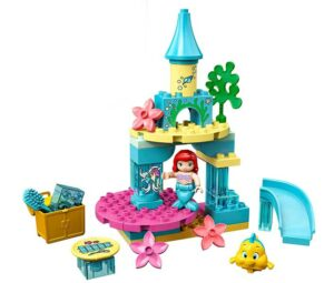 LEGO 10922 DUPLO Disney Princess Ariel's Undersea Castle Toy