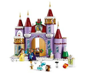 LEGO 43180 Disney Princess Belle's Castle