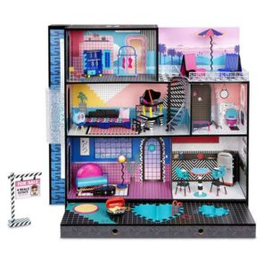 LOL Surprise OMG House – Real Wooden Doll House