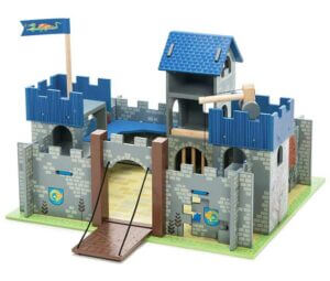 Le Toy Van Excalibur Knights Castle