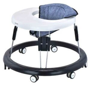 UBRAVOO Adjustable Baby Walker Suitable For Carpets