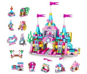 VATOS Princess Toy Castle for Girls