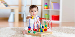 Sensory & Messy Play Activities for Babies