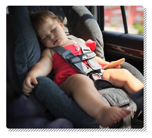 Dont Stop When the Baby Asleep in the Car