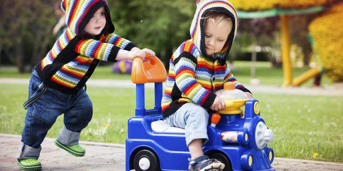 Physical Activities for Toddlers