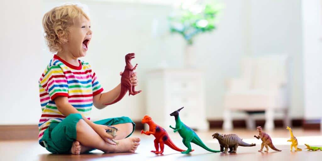 Best Dinosaur Toys for 3 & 4 year Olds