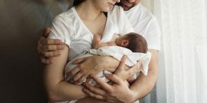 Breastfeeding an Adopted Baby